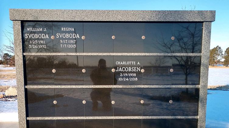Gallery image of St. Paul, Nebraska Elmwood Cemetery.